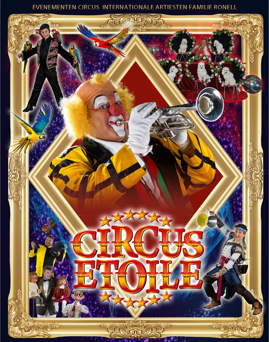 Circus Etoile totaal programma