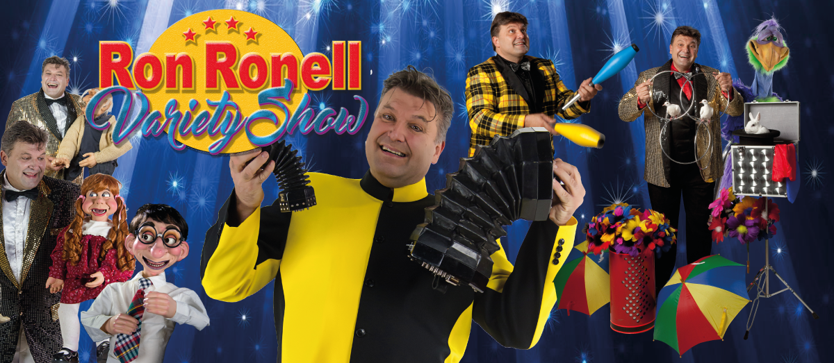 Ron Ronell Variety Show