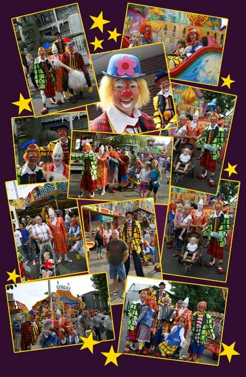 Clowntjesdag