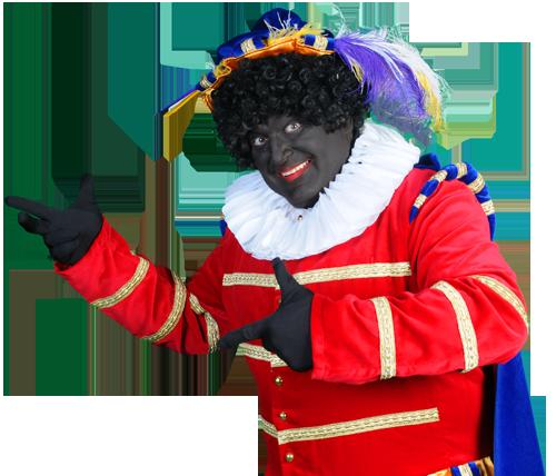 Zwartepieten parade