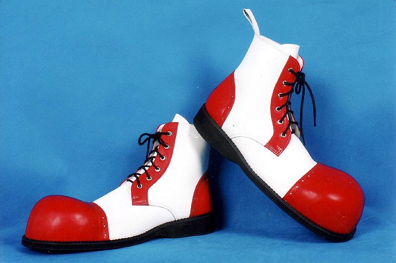 Luxe Clowns schoenen   Laarzen schoenen   Goedkope