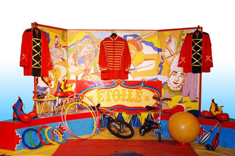 Circusmateriaal