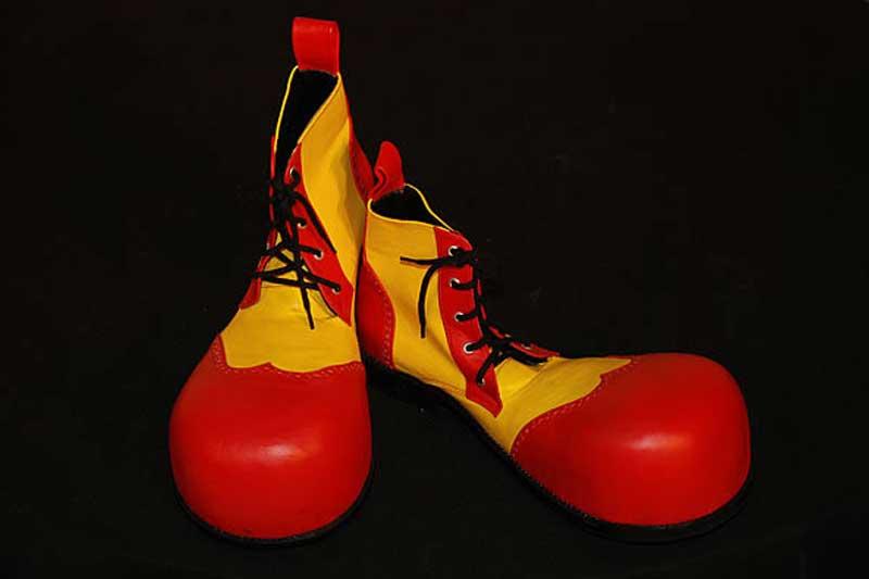 clownschoenen