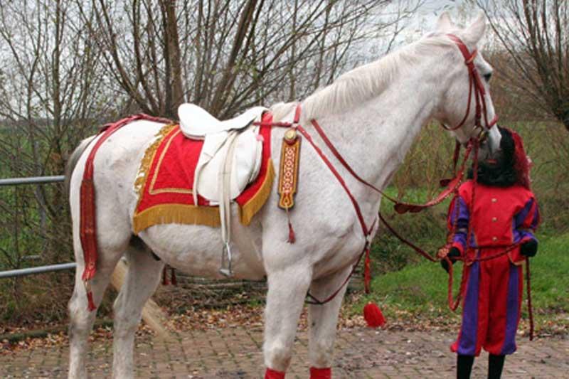 paard van Sinterklaas